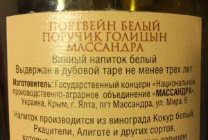 Что такое «винные напитки» —Грозди.Ру. Все о вине