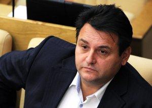 Депутат Олег Михеев